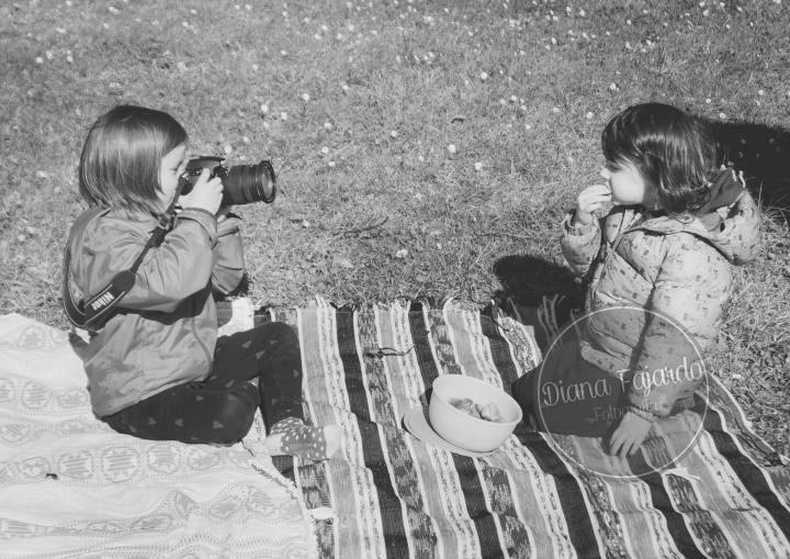 Aprender fotografía para niños en Coruña
