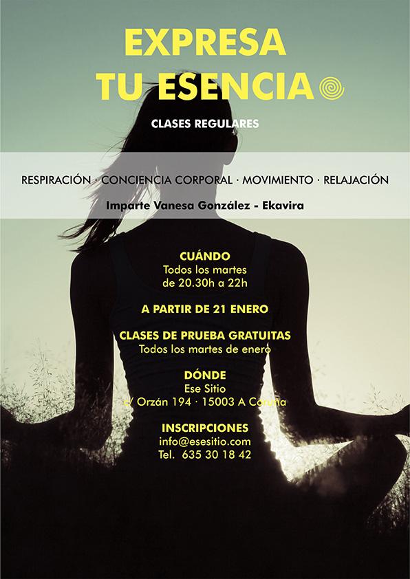 Clases en Coruña Expresa tu esencia